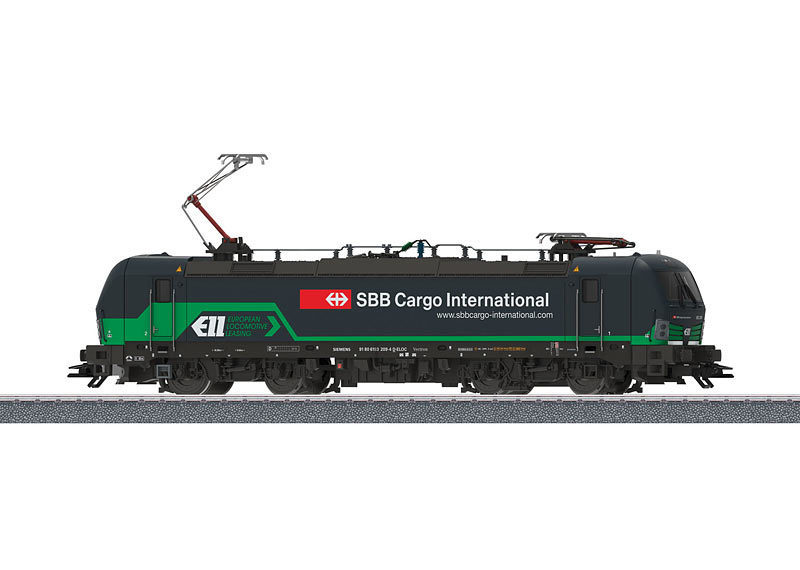 Märklin HO E-Lok BR 193 Europ. Locomotive Leasing 36193