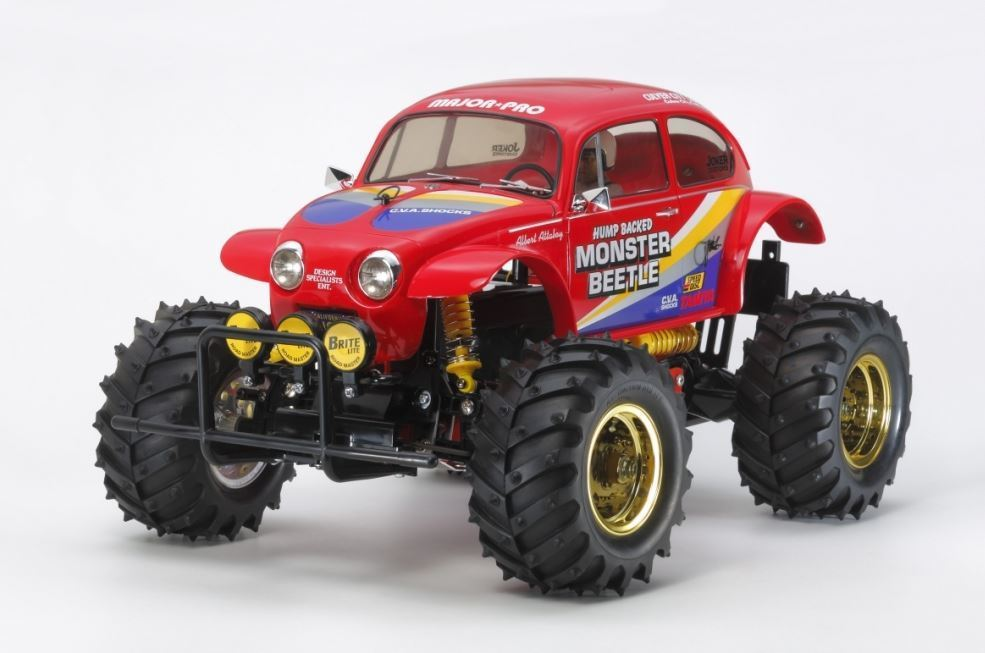 Tamiya 1:10 RC Monster Beetle 300058618