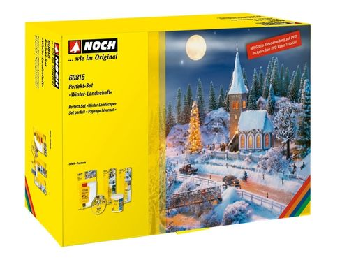 "Noch Perfekt Set ""Winter-Landschaft"" 60815"