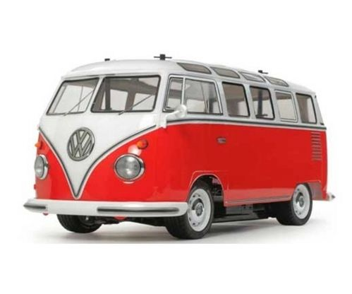 Tamiya 1:10 RC VW Bus Type 2 Lack.(T1) (M-06)