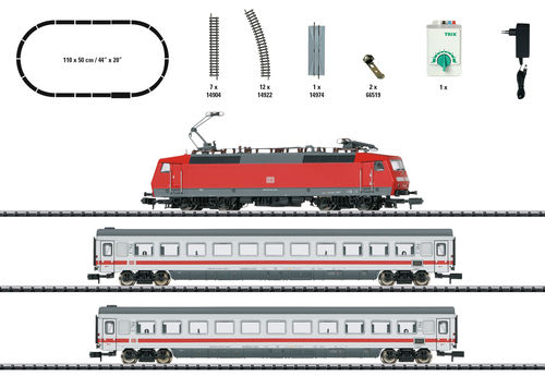 "Minitrix Startpackung""Intercity"" 11150"