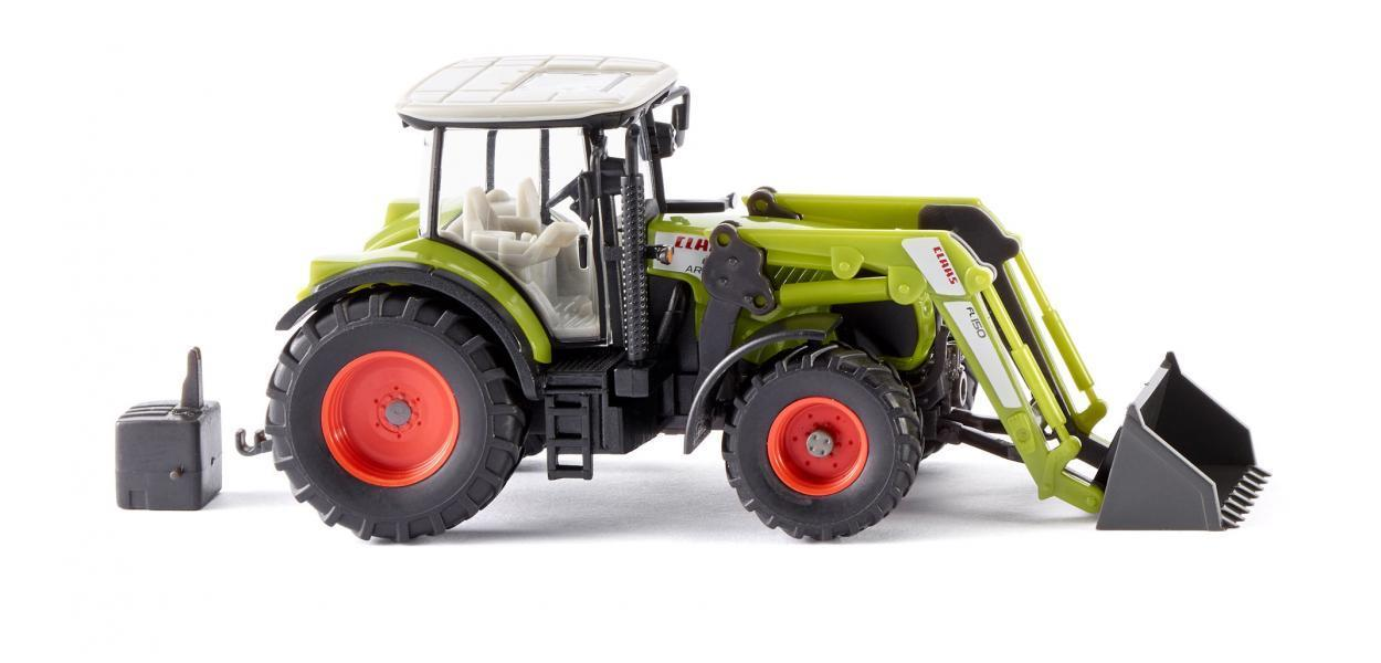 Wiking HO Claas Arion 630 mit Frontlader 036311